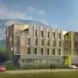 Construction d'un établissement recevant du public - mission de BET Fluides