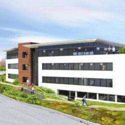 Immeuble de bureaux - mission BET Fluides