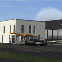 Construction et réhabilitation d'un site industriel de production de bennes de camions - mission BET Fluides