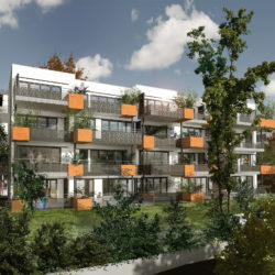 Construction de logements - mission BET Fluides, Economie, VRD