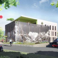Construction de bureaux - mission BET Fluides