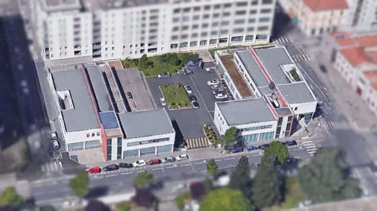 Construction des bureaux de la Direction Régionale des Finances Publiques du Rhône - mission BET Fluides