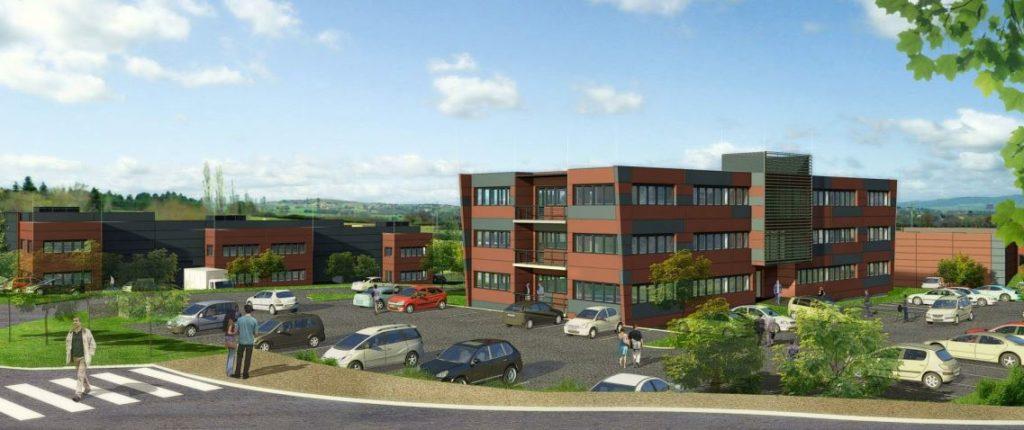 Construction de bureaux et locaux d'activité - mission BET Fluides et Economie