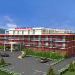 création d'une résidence hôtellière - mission de BET Fluides