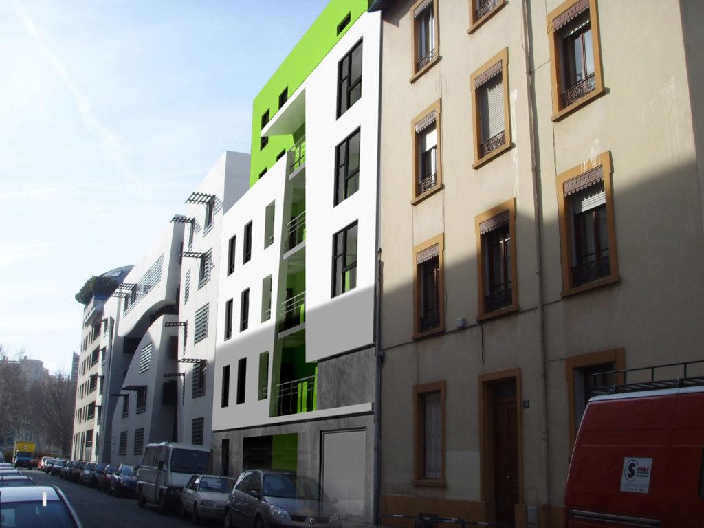 Construction de logements - mission BET Fluides